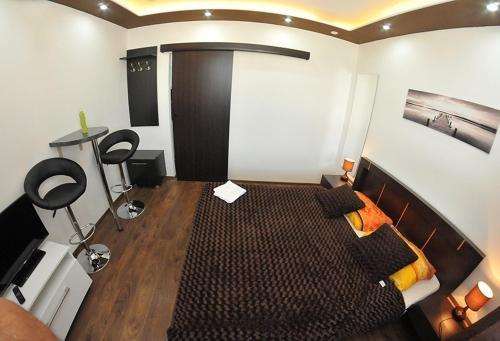Fitness centrum a/nebo fitness zařízení v ubytování Apartmány Šariš