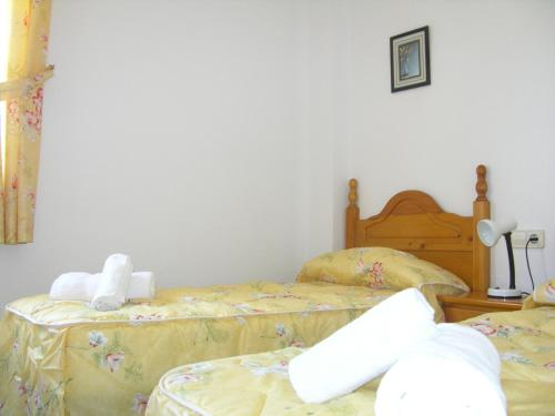 A bed or beds in a room at Villa Cristal 4005 - Resort Choice