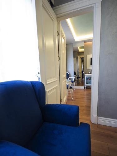 Гостиная зона в Antusa Palace Hotel & Spa