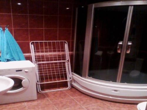 Ванная комната в Apartment On Germana