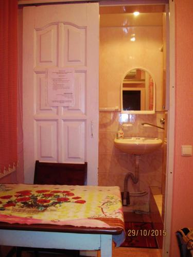 A bathroom at Liana Guest House