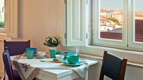 Restaurant o un lloc per menjar a Duque´s Apartments