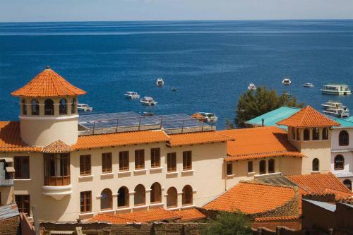 Hotel Rosario Lago Titicaca (Bolivia Copacabana) - Booking.com