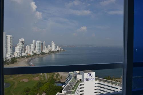 A bird's-eye view of Apartamento Cartagena Edificio Conquistador