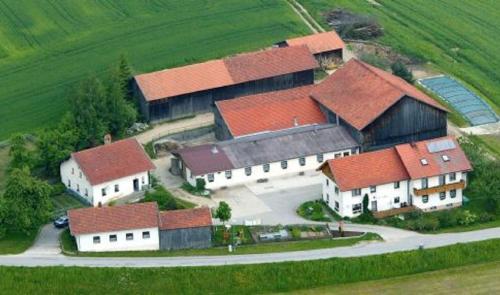 Vedere de sus a Ferienhof Fischer