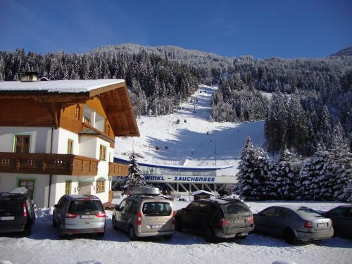Holiday-Appartements im Winter