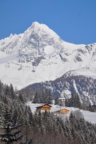 L'établissement Ferienwohnungen Niederarnigerhof Familie Bauernfeind en hiver