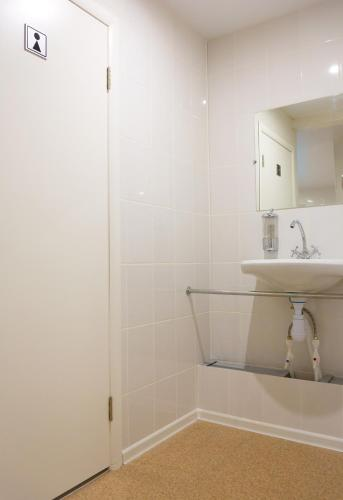 Ванная комната в Hostel v Ishime