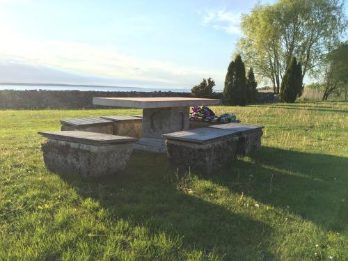 Onni Villaにある庭
