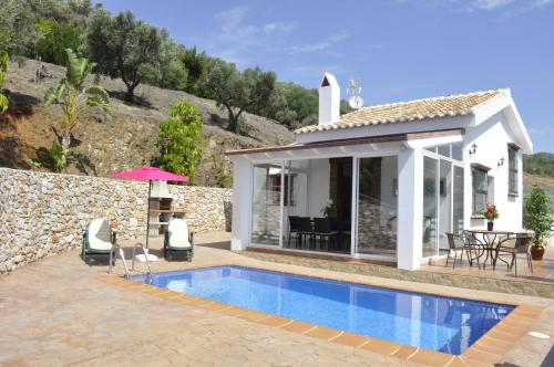 Villa Caracoles II, Frigiliana, Spain - Booking.com