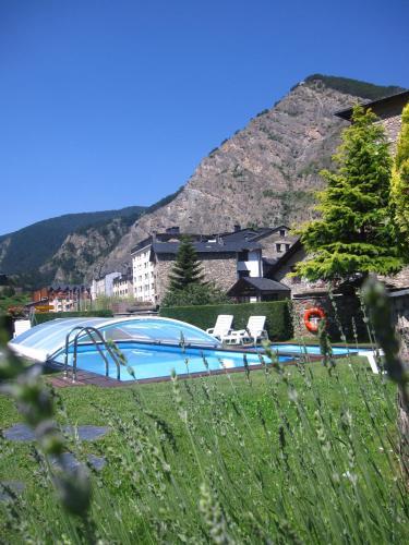 The swimming pool at or near Hotel Bonavida
