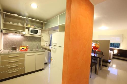 Una cocina o kitchenette en Lecer