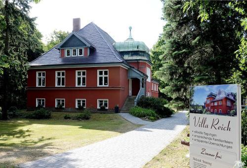Gästehaus Villa Reich