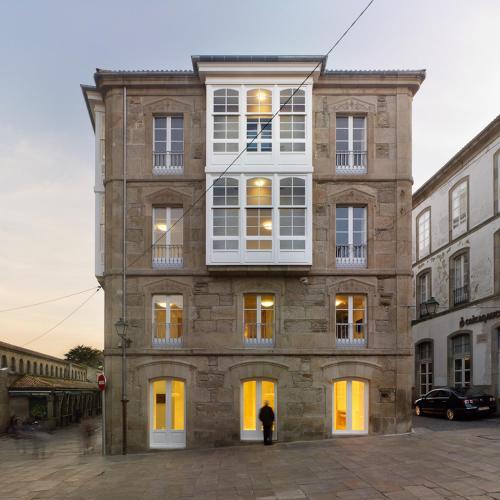 Hotel Pazo de Altamira, Santiago de Compostela, Spain ...