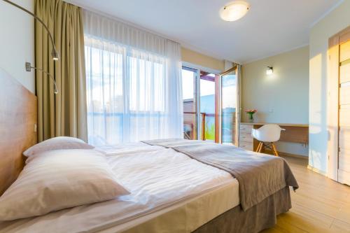 A room at Domki Apartamentowe Bravo