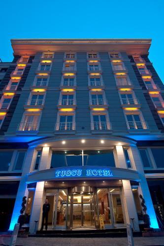 المظهر الخارجي أو مدخل فندق تودجو سيلكت