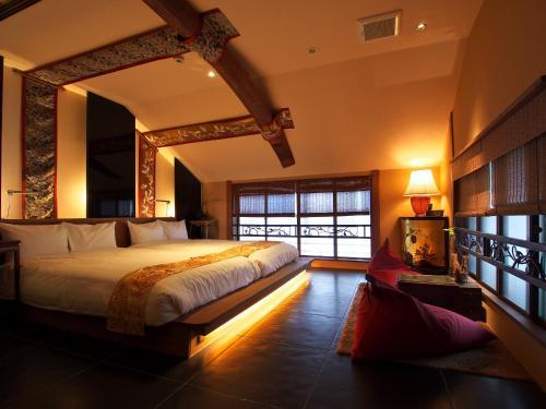 A room at Yadoya Dejavu