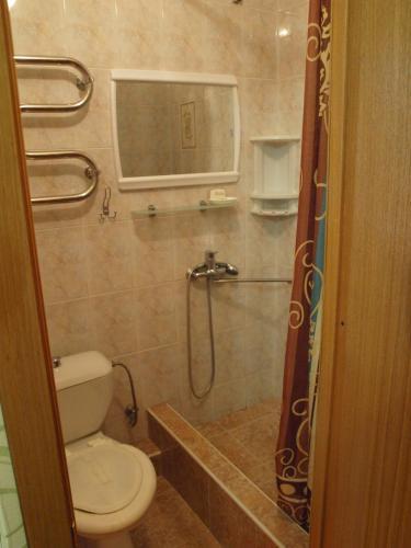 Ванная комната в Гостевой Дом Ася