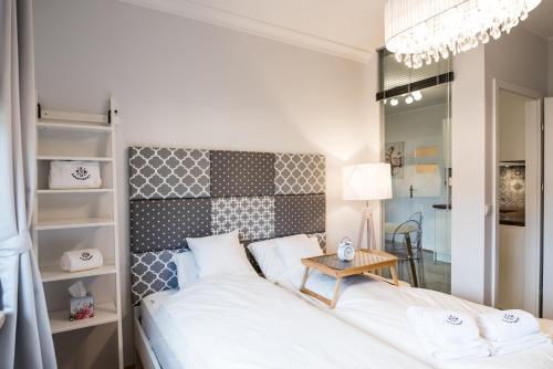 A room at 3EM Apartment Sopot