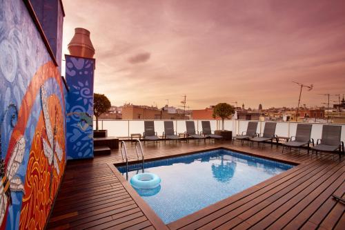 Hotel Ciutat de Barcelona (España Barcelona) - Booking.com