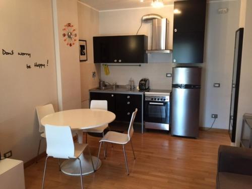 Een keuken of kitchenette bij Piazzetta 470
