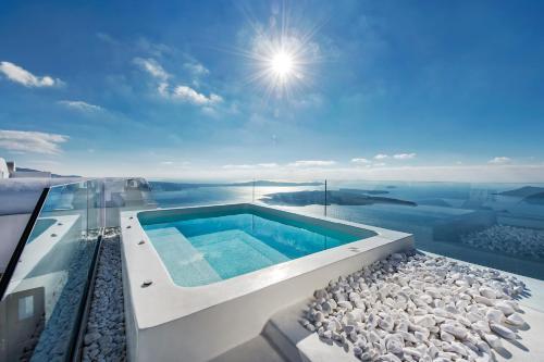 The swimming pool at or near Malteza Private Villa