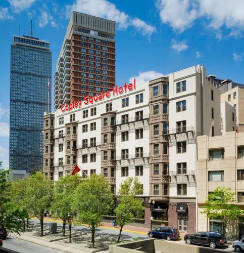 Hotels In Boston >> Copley Square Hotel Boston Harga 2019 Terbaru