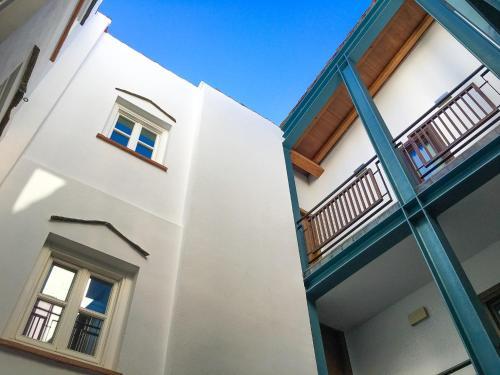 Un balcón o terraza de El Baciyelmo