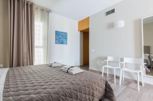 Ein Zimmer in der Unterkunft Flateli 430 BCN