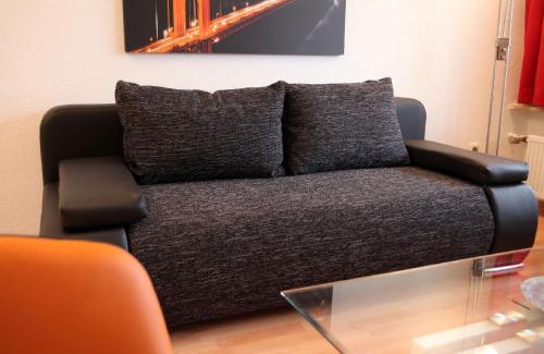 Lounge oder Bar in der Unterkunft Art City Studio Kassel 2