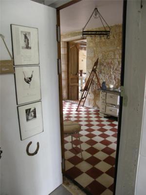 Chambres d'hôtes La Gentilhommière - Restaurant Etincelles