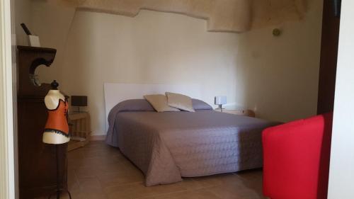 A room at Casa Il Gufo e la Pupa