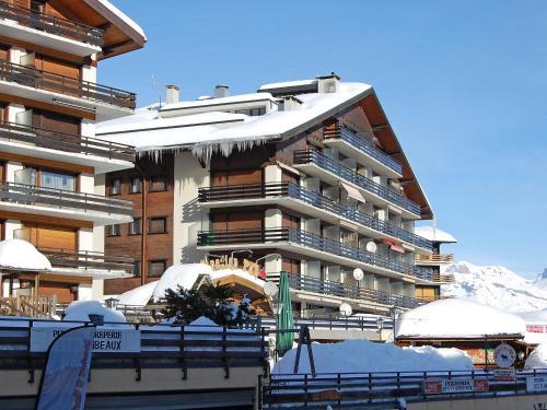 Apartment Cerisiers D-Rez im Winter