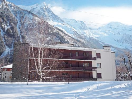 Apartment Le Grand Triolet during the winter