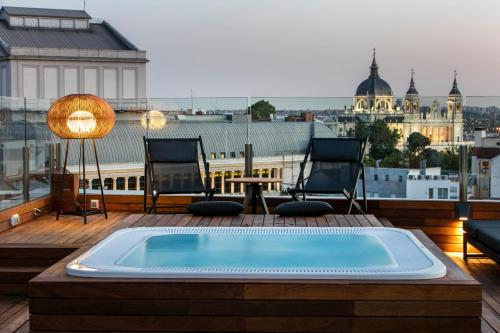 Tapa Para Jacuzzi.Gran Melia Palacio De Los Duques The Leading Hotels Of The