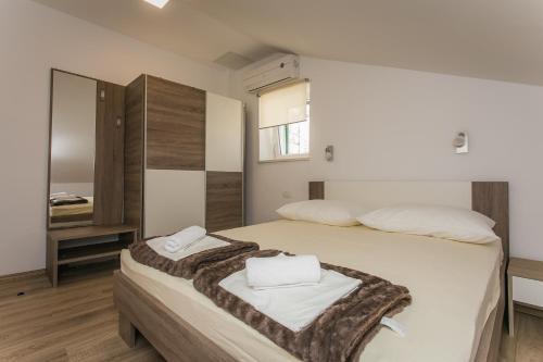 A room at Apartments Marin