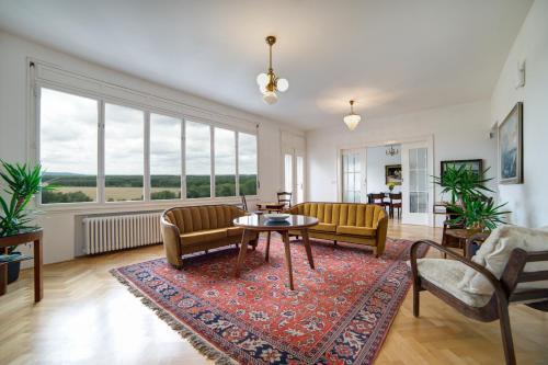 Vstupní hala nebo recepce v ubytování Nosislav Apartments