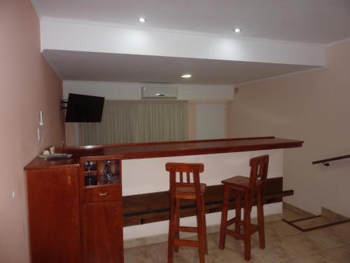 Una cocina o kitchenette en Las Tunas