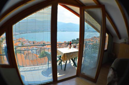 Балкон или терраса в Villa Ohrid
