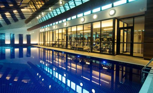 The swimming pool at or near City Tempo - Lonsdale St