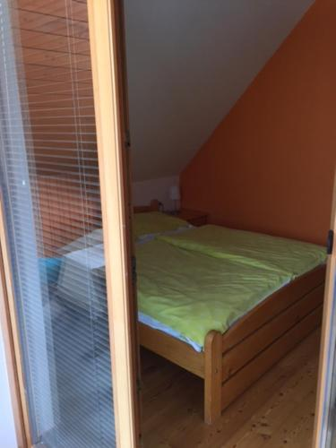 A bunk bed or bunk beds in a room at Apartments Sport Point