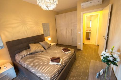 A room at La Casetta a San Pietro