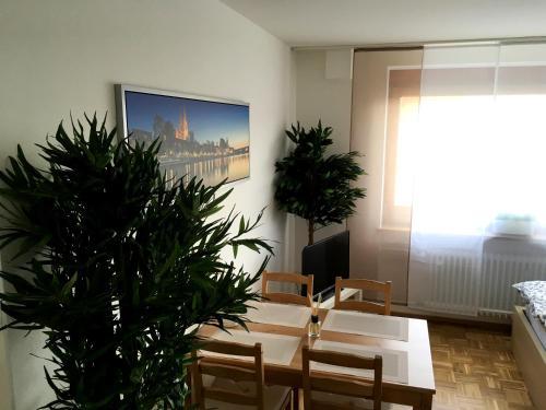 Vstupní hala nebo recepce v ubytování Arcaden Apartment