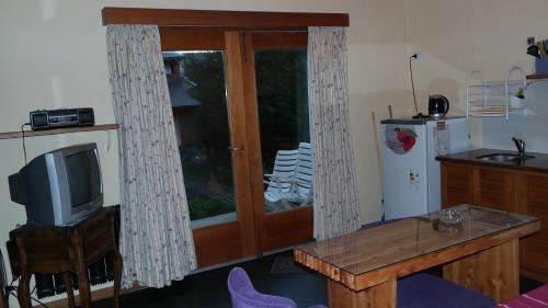 Una cocina o kitchenette en Apartamento Particular Los Notros