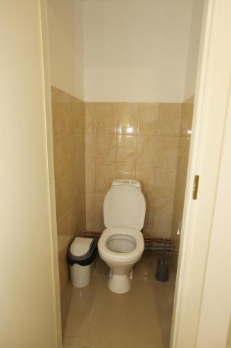 Ванная комната в Хостел Три Матрёшки