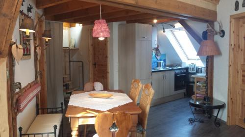Ferienwohnung im kleinen Landhaus