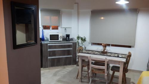 Una cocina o kitchenette en Alto Colonia