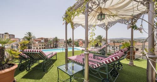 Hotel Ilunion Mérida Palace (Spanje Mérida) - Booking.com
