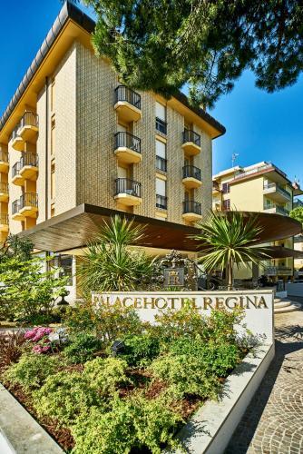Zahrada ubytování Palace Hotel Regina