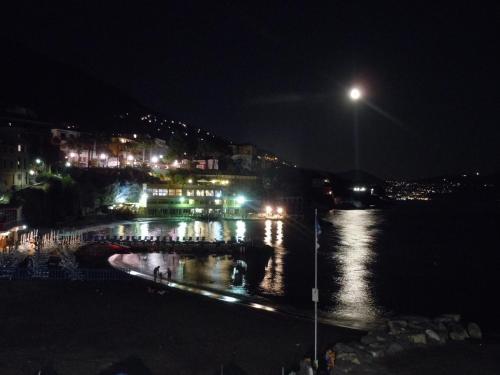 La Mansarda Sul Mare during the winter